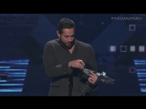 the most beautiful moment in game awards history
