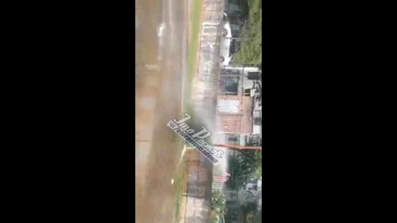 потоп на Темернике