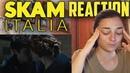 SKAM ITALIA REACTION SEASON 1 EPISODE 6
