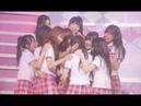 180831[PRODUCE 48 FINAL] All debut members hug Chaeyeon