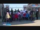 В канун Всемирного дня памяти жертв ДТП в Йошкар-Оле запустили белые шары