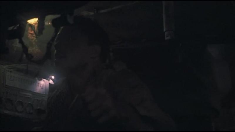 Зверь войны (1988) Ночной бой с моджахедами