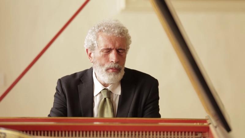 Pancrace Royer: La Marche des Scythes / Marco Mencoboni, harpsichord