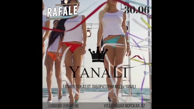 Fashion показ от Лаборатории Моды YanaLi