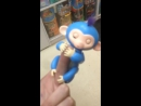 Fingelings или иначе ручная интерактивная обезьяна