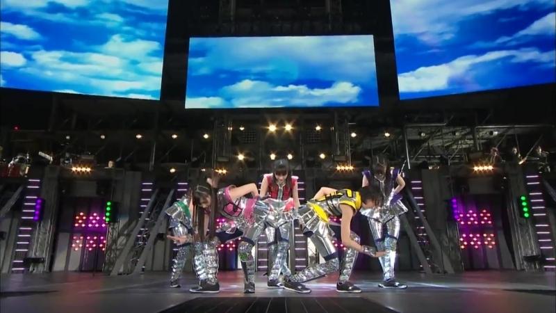 Momoiro Clover Z - DNA Kyoushikyoku (Haru no Ichidaiji 2013 Peach for the Stars Day1)