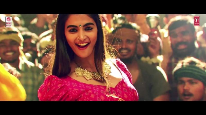 Jigelu Rani Lyrical Video Song -- Rangasthalam Songs -- Ram Charan, Pooja Hegde, Devi Sri Prasad