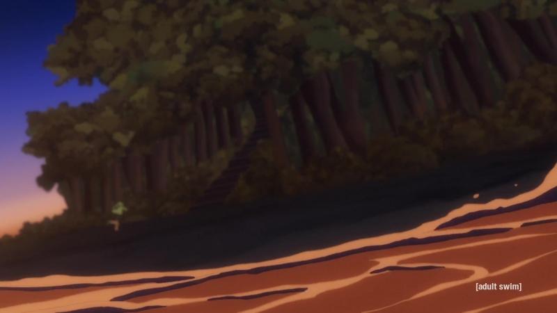 3 серия Фури-кури 2 / FLCL Progressive 2 сезон [Субтитры от Zed2che]