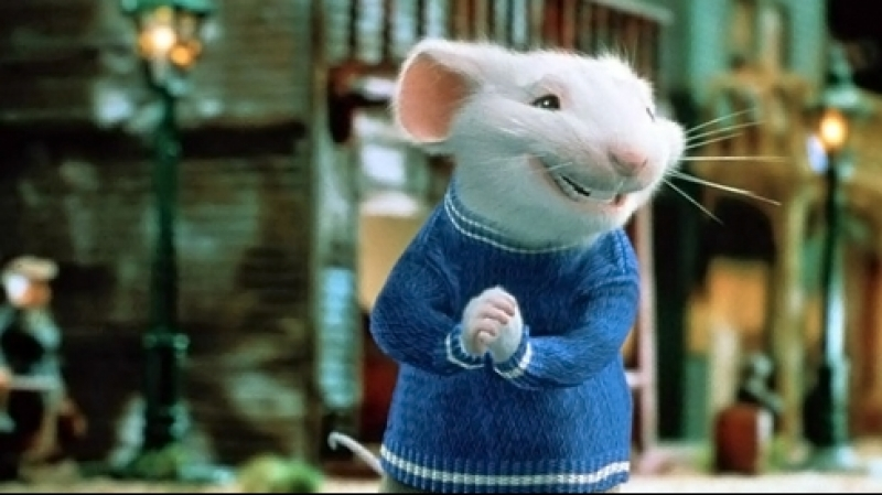 Стюарт Литтл / Stuart Little (1999) BDRip 720p [vk.com/Feokino]