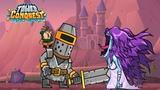 Tower Conquest /Покорение башен. Мульт игра для детей.1 часть