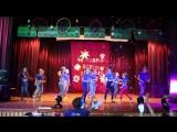 Танец от хореографа Сергея Николаевича