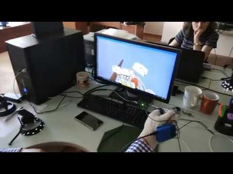 VR Concept TAU Tracker