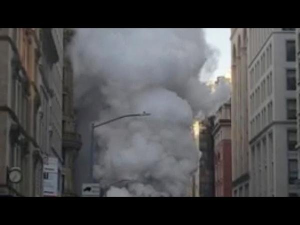 Взрыв паровой трубы в Ньй Йорке пострадавших нет