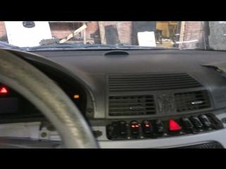 В разборе Mercedes Benz S W220 (Мерседес бенц) ДВС 3.2 224л.с. 11294430 / АКПП Седан 1999г.