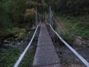 Подвесной мост на пути к Старой мельнице