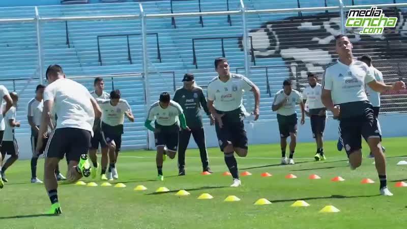 La Selección de México busca la revancha