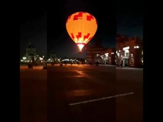 ###Набережная города прекрасна в любое время суток!Йошкар-Ола!)))
