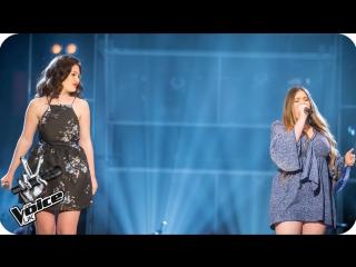 Áine carroll vs rachel ann - this is the last time (the voice uk 2016)