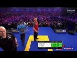 Jamie Lewis vs Jonny Clayton (PDC World Darts Championship 2018 Round 1)