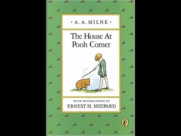 The House at Pooh Corner - Full Audiobook