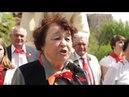 В День пионерии около 100 школьникам повязали алые галстуки Чите