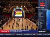 Соревнования по танцевальному спорту в Краснодаре