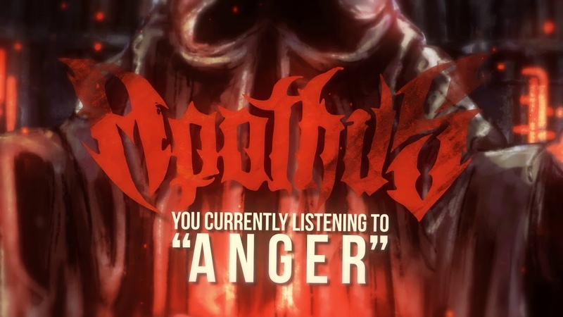 Apothus - Anger [Official Lyric Video] (2018) Chugcore Exclusive