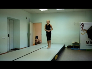 Тренировка! Акробатика!!!