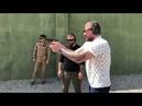 Александр Емельяненко: Ребята учат обращаться с оружием