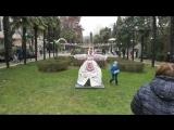 Сейчас в парке Ривьера #Сочи)