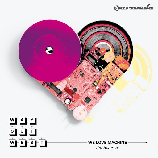 way out west альбом We Love Machine (The Remixes)