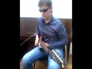 Joe Satriani - A Train Of Angels - my guitar cover