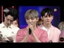 180329 Вторая победа на муз.шоу с песней 'BOOMERANG (부메랑)' @ M!Countdown
