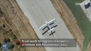 China's homegrown freight drone makes debut flight