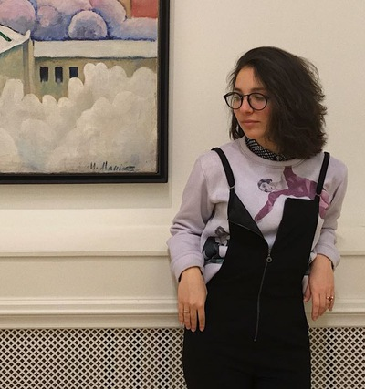 Катрин Храмцова
