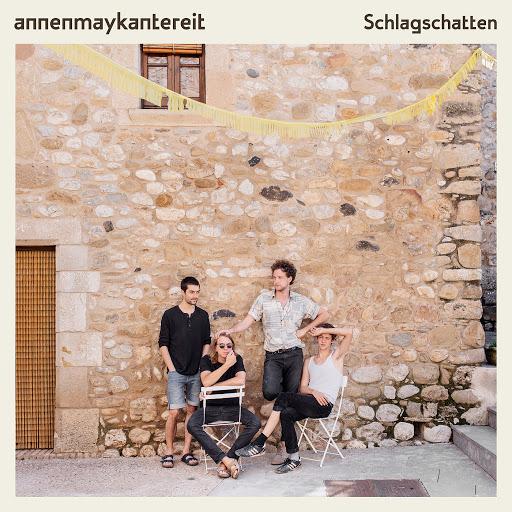 AnnenMayKantereit альбом Schlagschatten