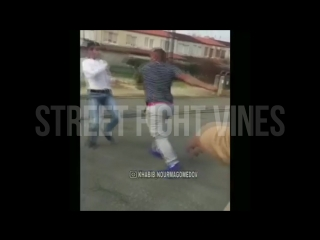 Street fight vines #354