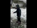 Отставание пьяной снежной бабы
