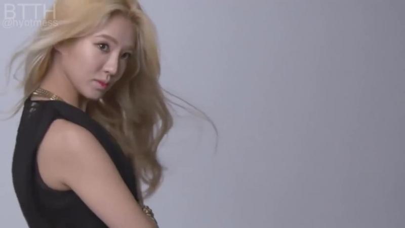 HyoYeon (SNSD) Funny Moments - Part 7