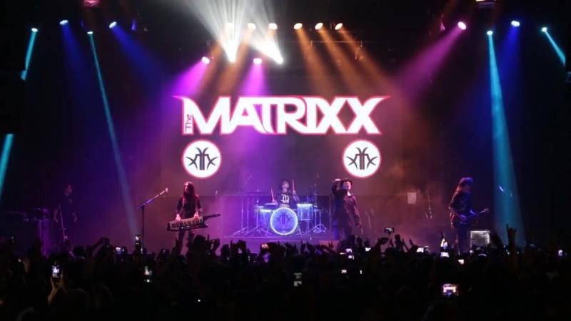 The MATRIXX Опиум для никого Москва 16 12 2017