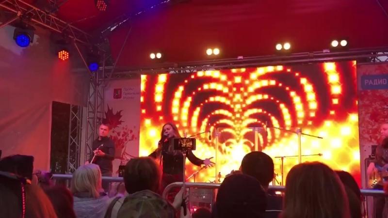 Юлия Савичева - Корабли (Фестиваль «Золотая осень 2018»)