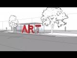 Проект-победитель Архитектурного конкурса от Бюро «Дружба»