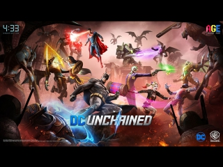DC Unchained (KR) - Closed Beta 1 trailer