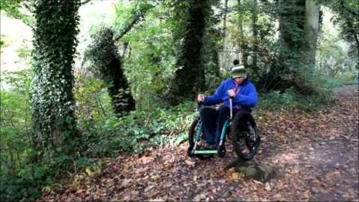 Autumn Mountain Trike fun