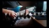 Vildhjarta - Dagger (Guitar Cover)