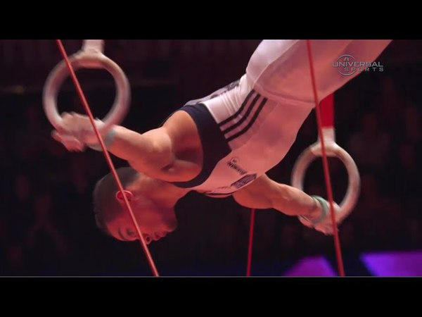 Petrounias becomes World Champ in Rings - Universal Sports
