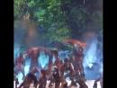 X-Фактор «Рай» «Адам и Ева и Ангел»