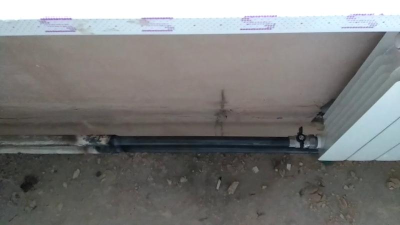 Замена радиаторов отопления в 3-м корпусе ЖК Жемчужина Зеленограда