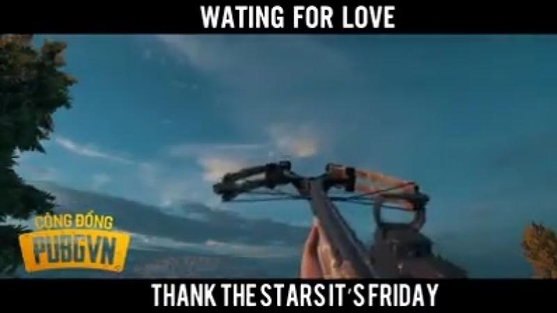 Waiting For Love - Avicii (Gun Sync). Nhớ đến huyền thoại Avicii với tiếng súng .mp4