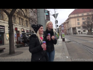 2018-01-11 - Karol Lilien + Lovita Fate - Two girls, one trip